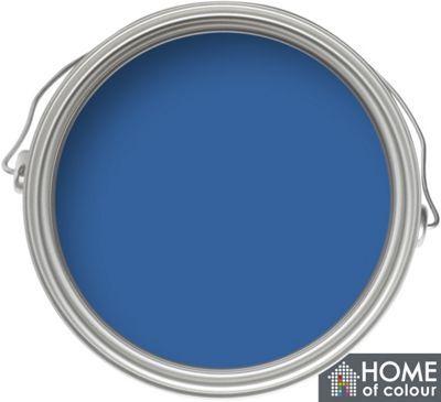 Home of Colour Lapis Blue - Matt Emulsion Paint - 2.5L
