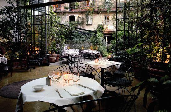 10 Corso Como 10Corsocomo garden cafè - Photo Gallery