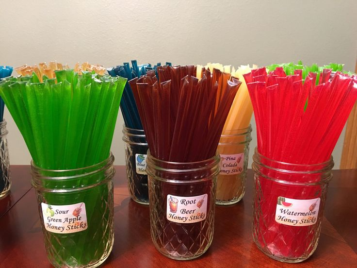 Delicious healthy NATURAL honey sticks. Honeystix are environmentally safe plastic drinking straws filled with all natural honey that are available in many colorful flavors. Honeystix are a healthy so