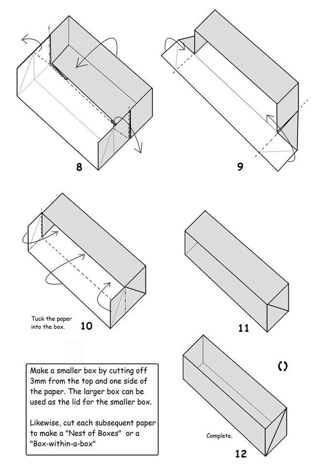 origami rectangular paper 28 images origami envelope