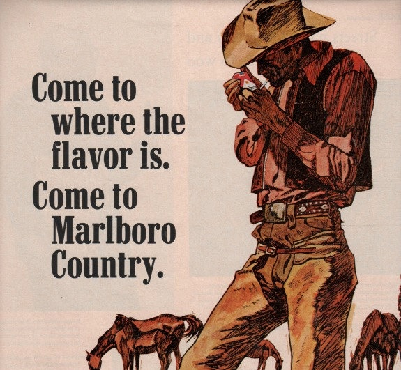 an analysis of the marlboro ad a western landscape The landscaping industry includes companies that care for and maintain landscapes for landscaping industry analysis accessed april ad choices terms.