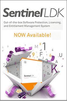Cum functioneaza noul Sentinel LDK pentru licentiere si protectie pentru programele software? Testati-l gratuit.