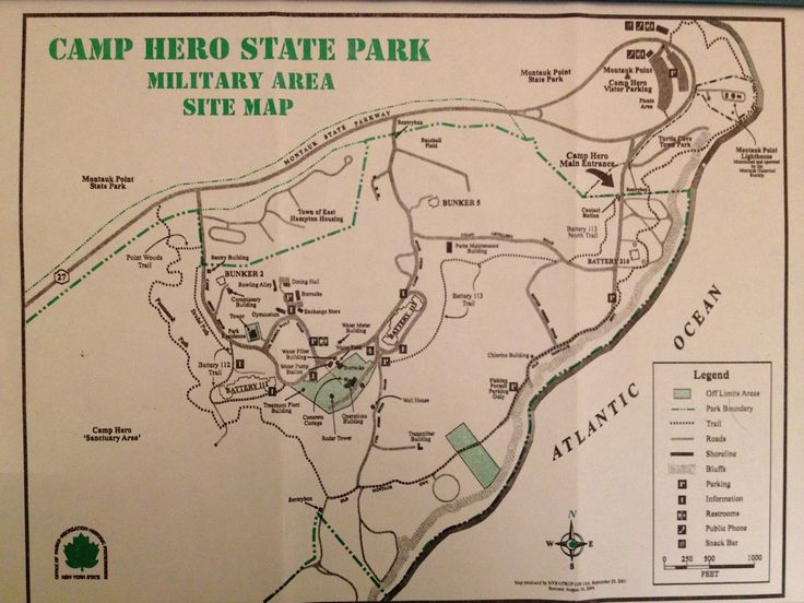 camp hero map