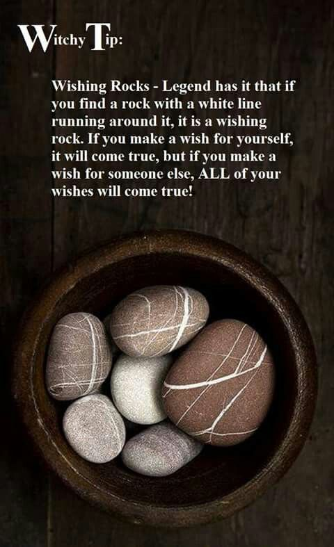 "Don't forget to send me some Withernsea pebbles with ""witchy/wishing"" powers More"