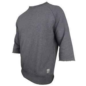 Bullit Speed Shop Gray Tracker Sweatshirt - Designed After Steve McQueen's Character Hilts In the Film The Great Escape