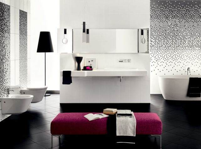 223 best SALLE DE BAIN images on Pinterest Bathroom, Restroom
