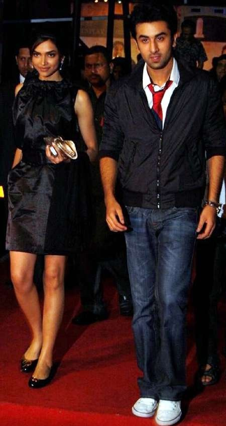 I share a comfort level with Deepika, says Ranbir Kapoor