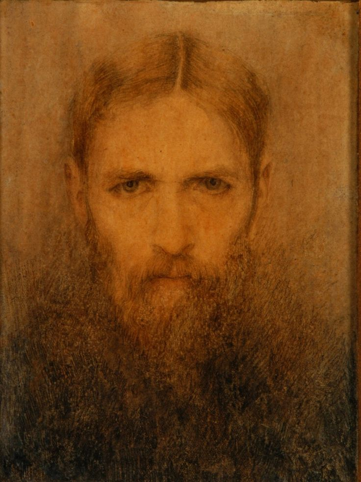 Voit, Ernő - Self-Portrait