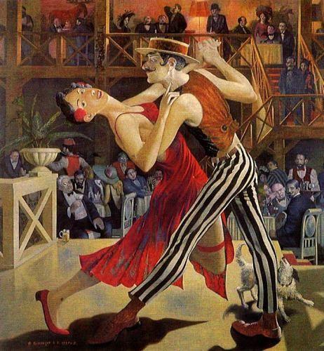 Валерий Беленкин. Танго.