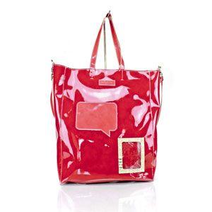 Momaboma Status Bag Red