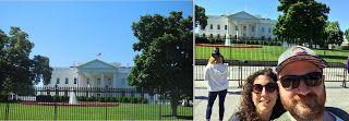 İmgeleme!: Washington DC - Beyaz Saray ve Anıtlar
