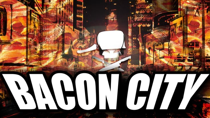 Bacon City - Epic Meal Time- Published on Dec 31, 2013 Epic Meal Time bringing in the new year by rocking out in our bacon city!