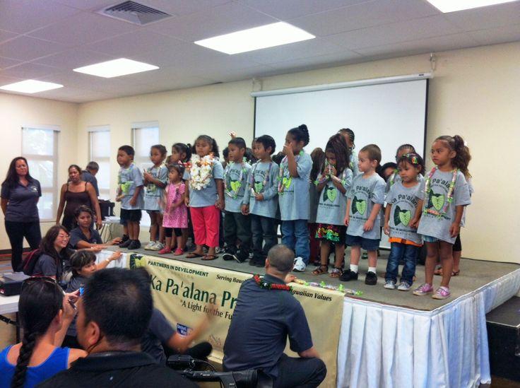 Nationally-accredited preschool honors its graduates   More Local News - KITV Home