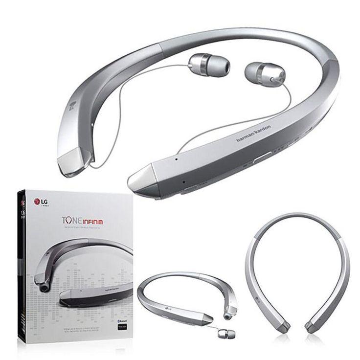 Tone Infinim Bluetooth Noise Cancelling Headphone, Silver
