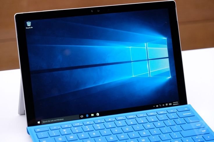 This is Microsoft's new Surface Pro 4: better in nearly every way | The Verge