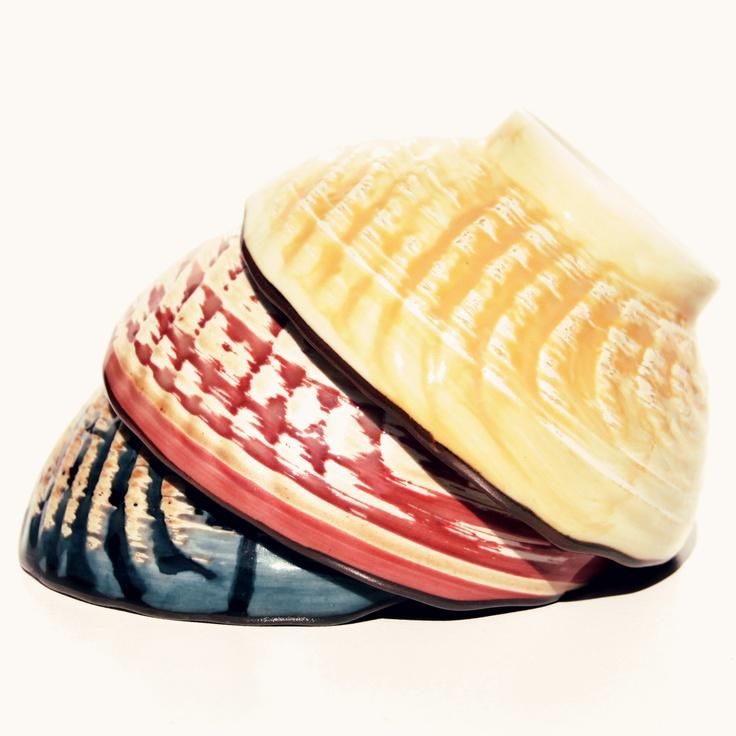 Shell bowls