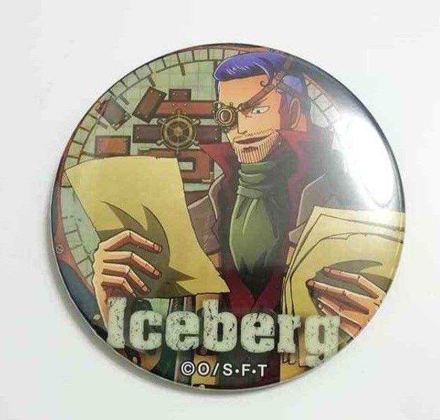 One Piece RIVALS Collection Can Badge Button Trafalgar Law Eiichiro Oda Anime
