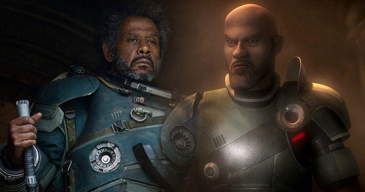Stars Wars Rebels Episode 3.11 Recap: Saw Gerrera Goes Rogue -- Saw Gerrera and Bail Organa make an appearance as Rogue One ties into the latest episode of Star Wars Rebels. -- http://tvweb.com/star-wars-rebels-season-3-episode-11-recap/