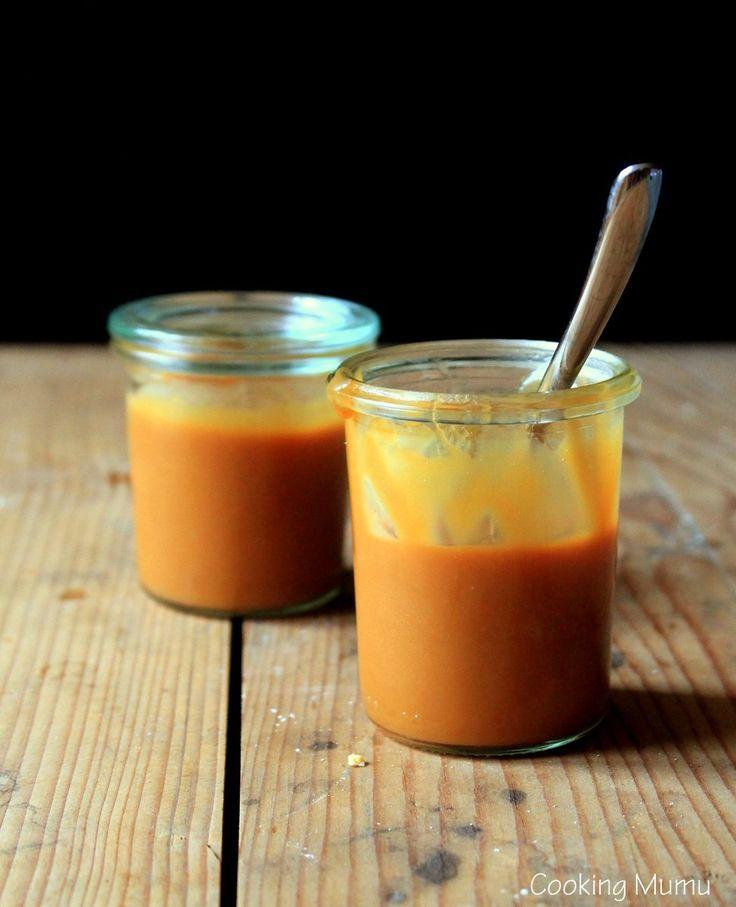 Tout le monde adore le salidou ou caramel beurre salé, prêt à napper vos crêpes et gaufres, ou à dévorer directement à la petite cuillère !