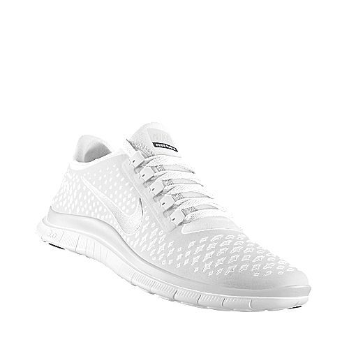 nike free run id all white amazing shoes
