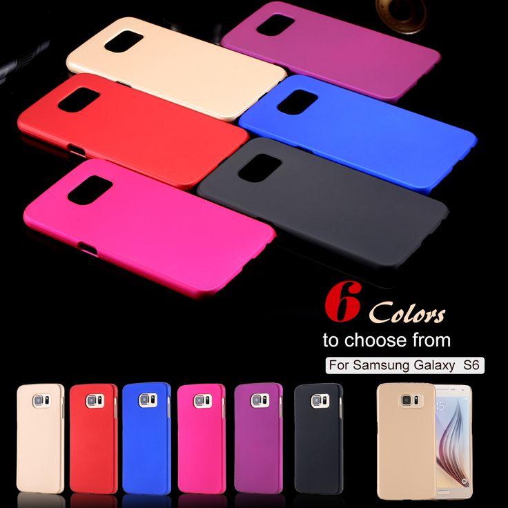 Купить товарРоскошные ультратонкий трудно шт мобильных телефонов чехол для Samsung Galaxy S6 G9200 G920A G920F задняя крышка S6 FLM в категории Сумки и чехлы для телефоновна AliExpress.              10 шт./лот Оптовая роскошь ультра тонкий жесткий чехол для мобильного телефона  Samsung S6 G9200 G920