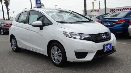 Hatchback, 2017 Honda Fit LX with 4 Door in West Covina, CA (91791)