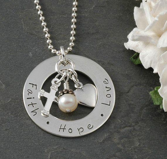 79 best images about geloof hoop en liefde on pinterest for Faith hope love jewelry