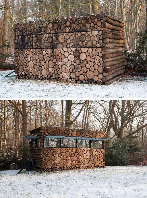 best log cabin ever.