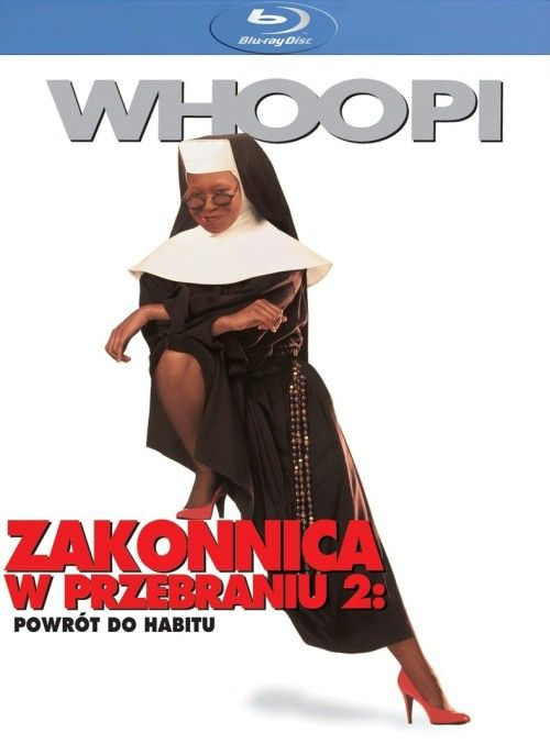Zakonnica w przebraniu 2: Powrót do habitu(1993) Sister Act 2: Back in the Habit
