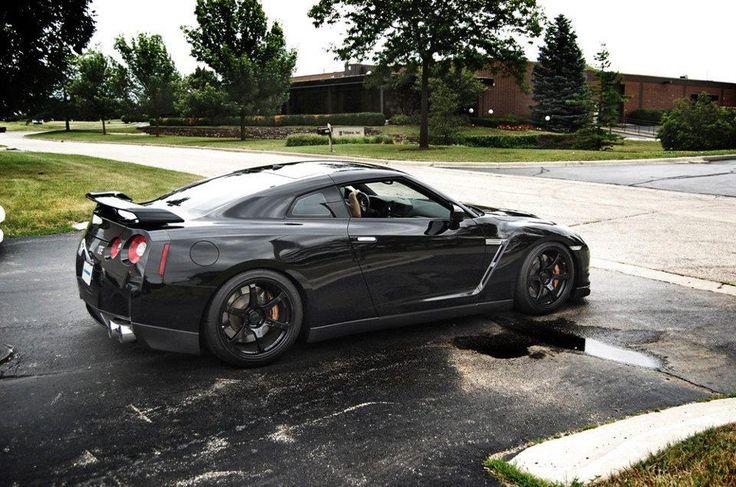 Future Car For Sure ! Nissian GTR <3