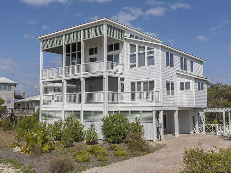St George Island Plantation House Rentals