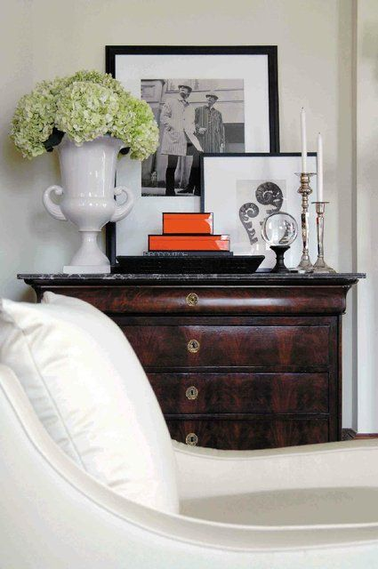 Console Table Decor Ideas variety is key adding variety to your console table decor Five Ways To Hang Art Above A Console Table Decor Ideasdecorating