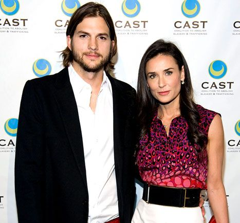 Demi Moore, Ashton Kutcher Divorce Finalized After Two Years? - Us Weekly