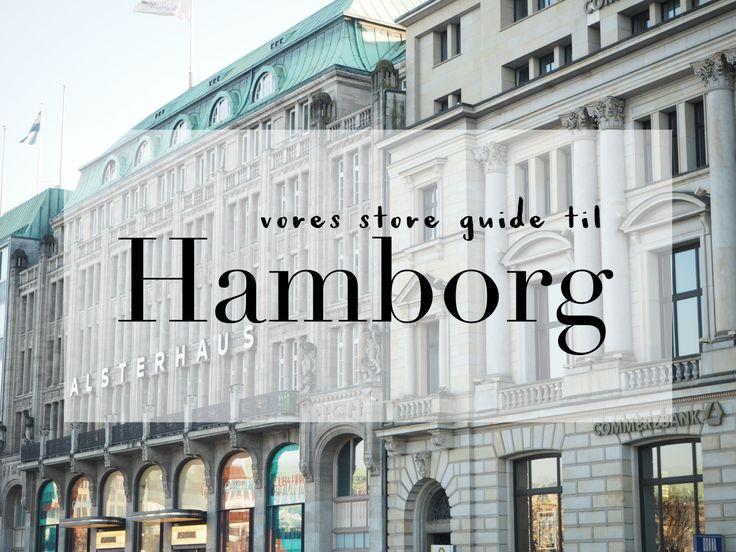VORES STORE HAMBORG GUIDE