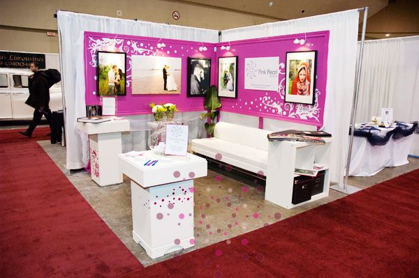 Hair Expo Stands : A wedding vendor s ideas and guide to booths at bridal