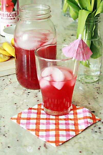 a twist on lemonade - keeping it healthy (7)
