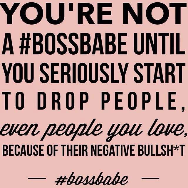 #BossBitch
