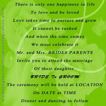 Unique Wedding Invitation Wording Floral10 Jpg Wedding