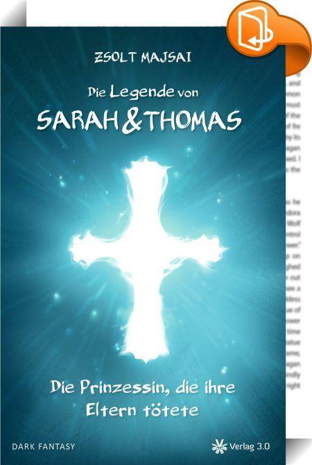 """Die Legende von Sarah und Thomas - Die Prinzessin, die ihre Eltern tötete    ::  Prinzessin Sarah ist auf dem Weg zu ihrer Hinrichtung, als sie von ihren Gefährten befreit wird. Verraten von einem ehemaligen Freund, macht sie sich zusammen mit Thomas auf die Reise zu Lord Dargk. Von ihm erhofft sie sich Unterstützung bei der Rückeroberung ihres Reiches  Einordnung in die Kristallwelten  Sarah und Thomas treffen auf Fiona in Band 5, """"Fiona - Sterben"""". Im ersten Band der Reihe """"Die Legen..."""