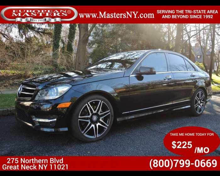 2014 MERCEDES-BENZ C-CLASS C300 SPORT 4MATIC  - $19595,  http://www.theeuropeanmasters.net/mercedes-benz-c-class-c300-sport-4matic-used-great-neck-ny_vid_6203763_rf_pi.html