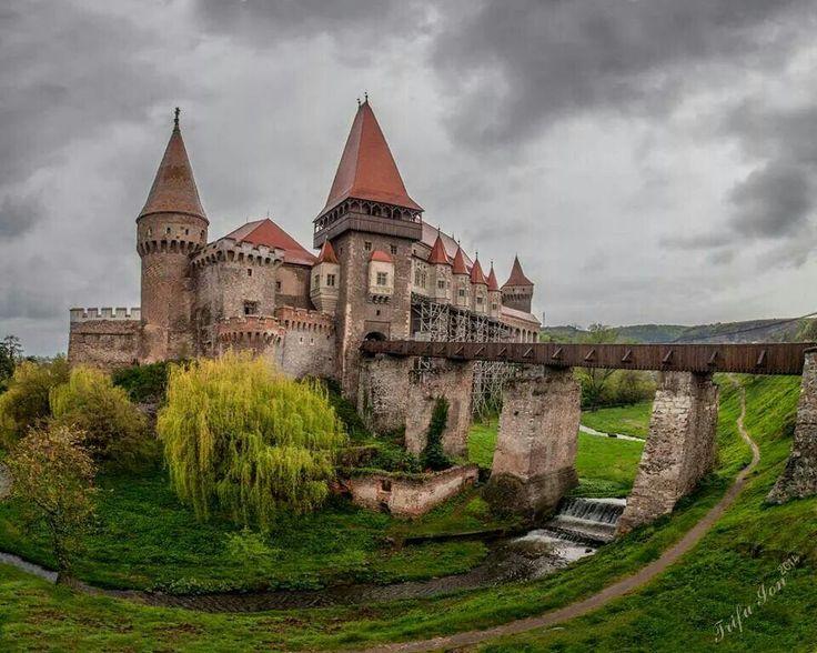 #castle #romania #fisheye
