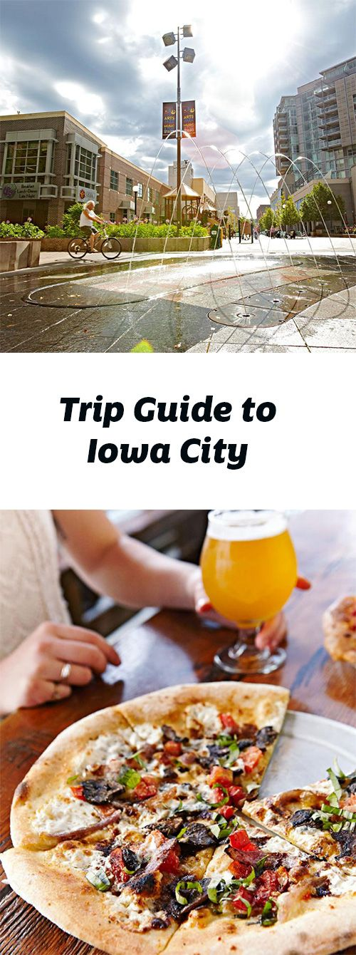 The University of Iowa anchors the state's original capital, where the old statehouse, a vaudeville-era theater and eclectic dining promise an entertaining stay. Trip guide:  http://www.midwestliving.com/travel/iowa/iowa-city/iowa-city-trip-guide/