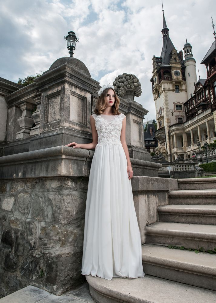 Rochia de mireasa Liviana din Colectia Charming