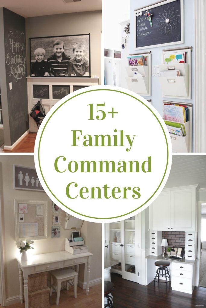 101 besten Command Center, Office, and Craft Room Bilder auf Pinterest