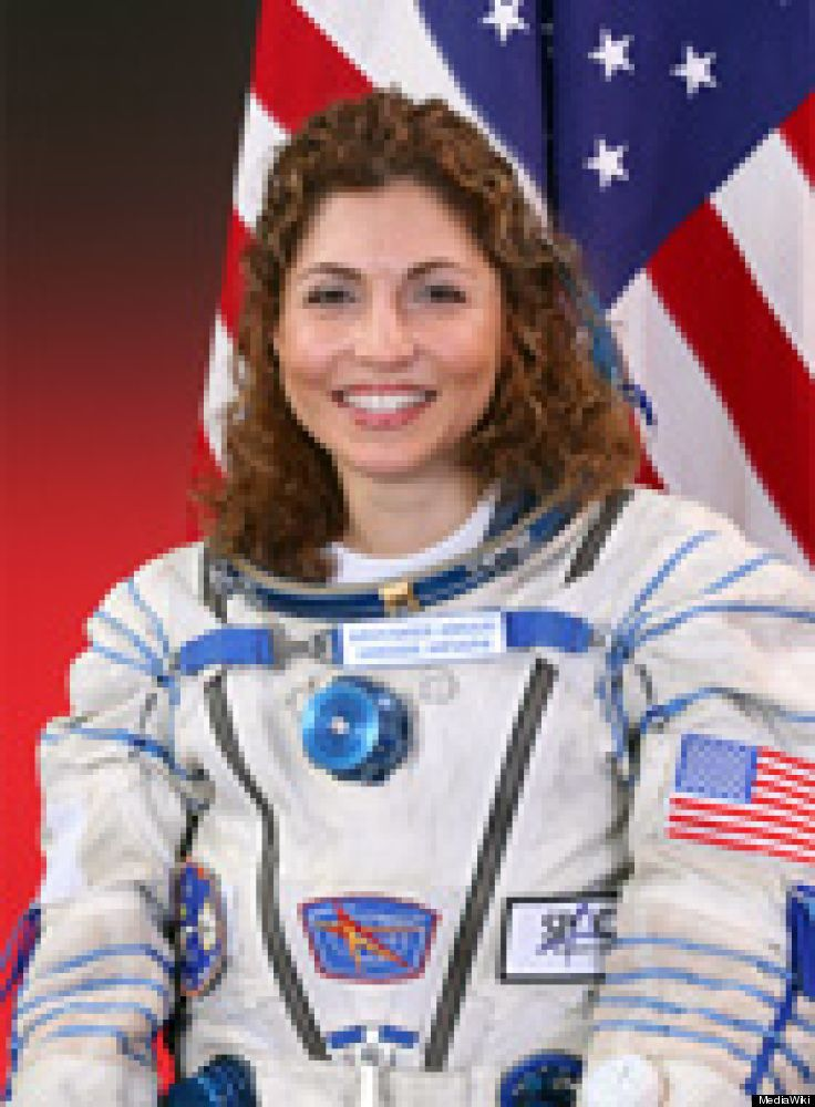 """Anousheh Ansari (USA, 1966-Present):  In 2006, Anousheh became the first Muslim woman in space. She said, """"I hope to inspire everyone -- especially... women and young girls in ...countries that do not provide women with the same opportunities as men -- to not give up their dreams and to pursue them. ... It may seem impossible to them at times. But I believe they can realize their dreams if they keep it in their hearts, nurture it, look for opportunities, and make those opportunities happen."""""""