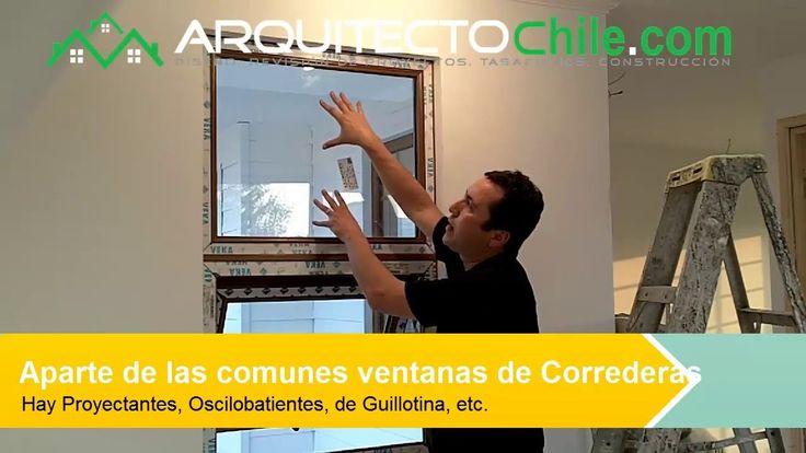 Ventanas de Termopanel  Ventanas VEKA Chile  en la  Ampliaciones de casas