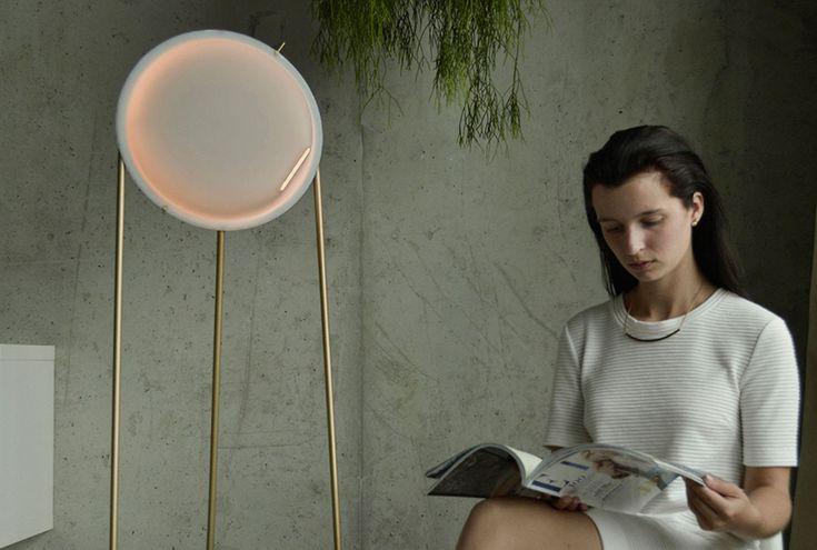 #HTE   Aerometer & Personal Air Purifier by Fabian Zeijler. Fabian Zeijler is a young ambitious designer who r