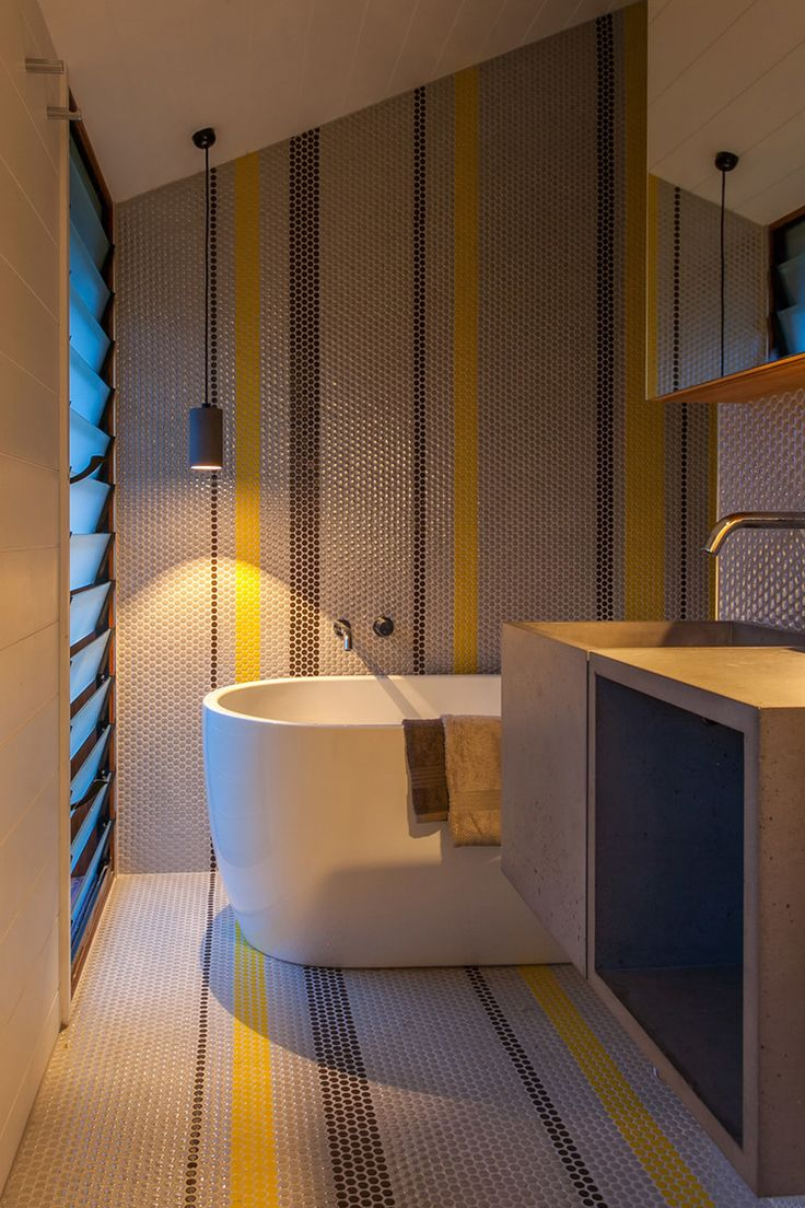 Byron Bay Renovation | Bathroom | Queensland Australia | Smith Architects