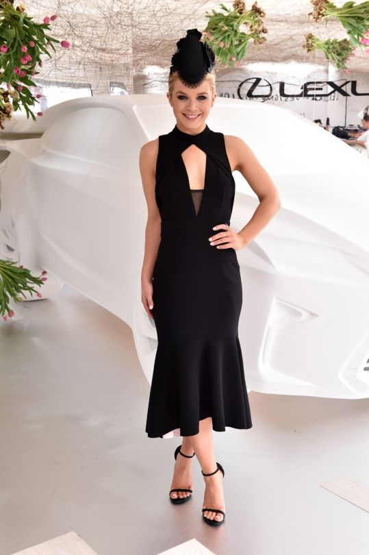 Derby Day 2015: Emma Freedman at the Lexus Design Pavilion