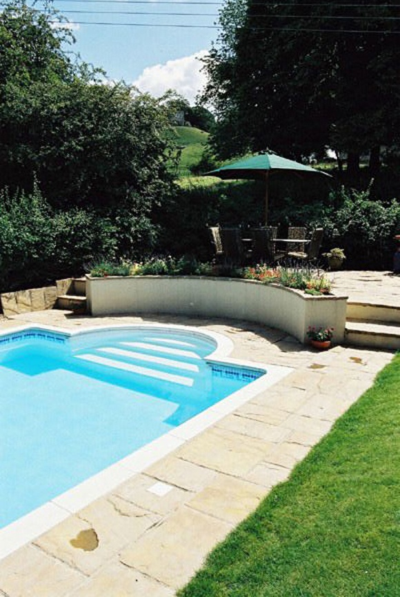 49 best swimming pools and hot tubs in bristol images on. Black Bedroom Furniture Sets. Home Design Ideas